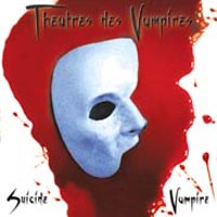 <i>Suicide Vampire</i> 2002 studio album by Theatres des Vampires