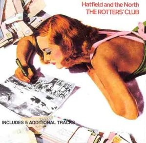 <i>The Rotters Club</i> (album) album by Hatfield and the North