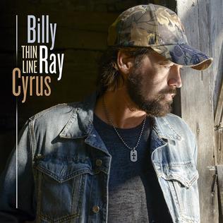 <i>Thin Line</i> (album) 2016 studio album by Billy Ray Cyrus