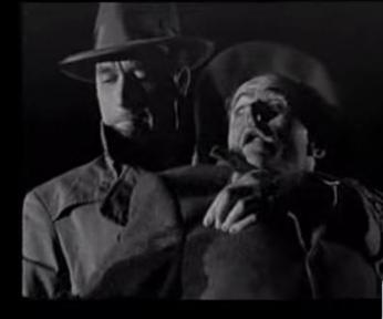 Tierney attacking Elisha Cook Jr. in the film noir Born to Kill (1947) Tierney and Cook in Born to Kill.jpg