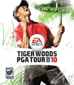 <i>Tiger Woods PGA Tour 10</i> 2009 video game