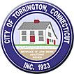 Official seal of Torrington, Connecticut