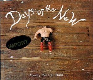 Touch, Peel and Stand 1998 single by Days of the New
