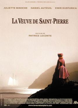 Picture of a movie: The Widow Of Saint-Pierre