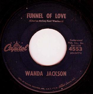 wanda jackson funnel of love скачать
