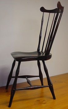 Delicieux Ricker Fanback Windsor Side Chair