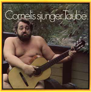 Cornelis sjunger Taube
