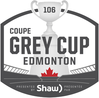 106th Grey Cup Canadian Football League