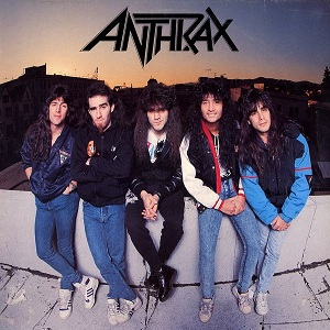 <i>Penikufesin</i> 1989 EP by Anthrax