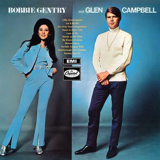 <i>Bobbie Gentry and Glen Campbell</i> 1968 studio album by Bobbie Gentry and Glen Campbell