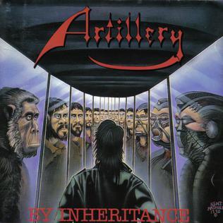 <i>By Inheritance</i> album by Artillery