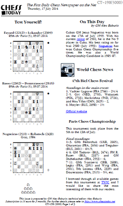 Chess Today - Wikipedia