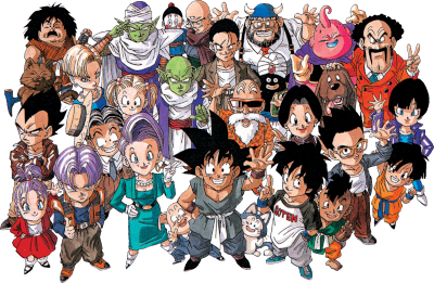 Black Characters Dragon Ball z List of Dragon Ball Characters