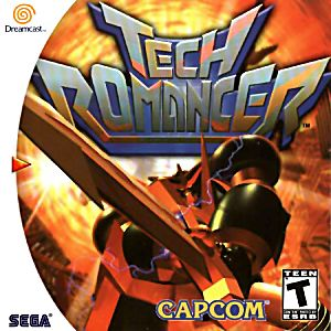 Picture of a game: Tech Romancer