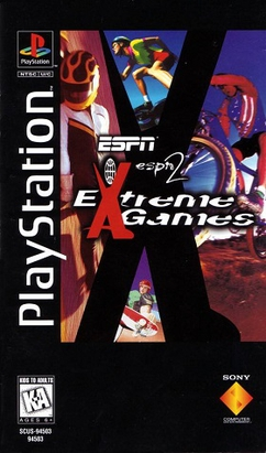 Picture of a game: Espn Extreme Games
