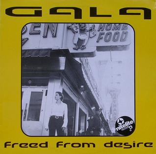 Gala - Freed from Desire (studio acapella)