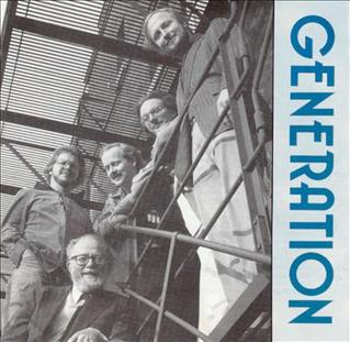 <i>Generation</i> (Hal Russell album) 1982 studio album by Hal Russell NRG Ensemble