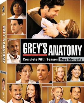 Grey's Anatomy (season 5) - Wikipedia, the free encyclopedia