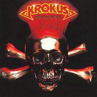 <i>Headhunter</i> (album) 1983 studio album by Krokus
