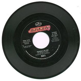 Heavens on Fire 1984 single by Kiss