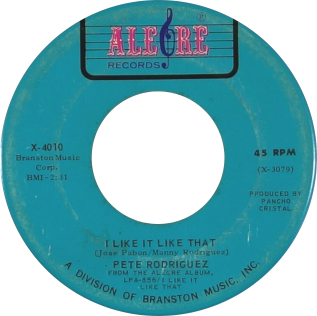 I Like It Like That (Pete Rodriguez song) - Wikipedia