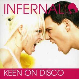 Keen on Disco 2005 single by Infernal