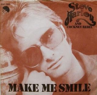 Make Me Smile (Come Up and See Me) 1975 single by Steve Harley and Cockney Rebel