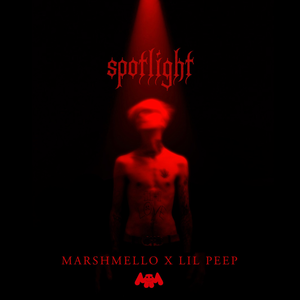 Image result for spotlight lil peep single cover
