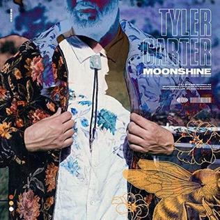 <i>Moonshine</i> (Tyler Carter album) 2019 studio album by Tyler Carter