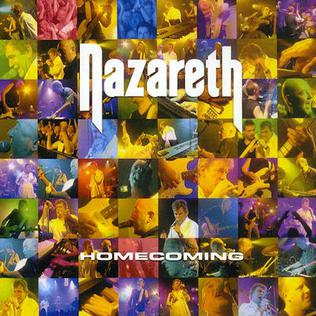 <i>Homecoming</i> (Nazareth album) 2002 live album by Nazareth