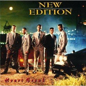 <i>Heart Break</i> 1988 studio album by New Edition