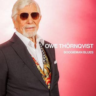 Boogieman Blues 2017 single by Owe Thörnqvist