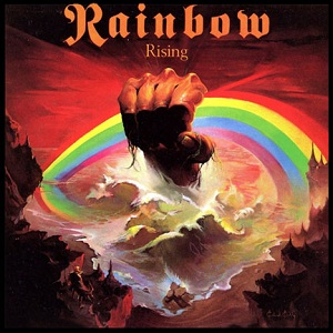 <i>Rising</i> (Rainbow album) 1976 studio album by Rainbow