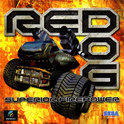 Red Dog Game Dreamcast