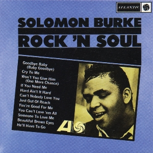 <i>Rock n Soul</i> (Solomon Burke album) 1964 studio album by Solomon Burke