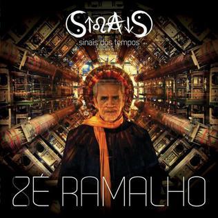 <i>Sinais dos Tempos</i> 2012 studio album by Zé Ramalho