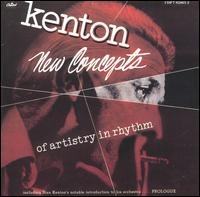 <i>New Concepts of Artistry in Rhythm</i> album by Stan Kenton
