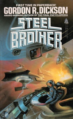 <i>Steel Brother</i> book by Gordon R. Dickson
