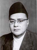 Subarna Shamsher Rana Nepali politician