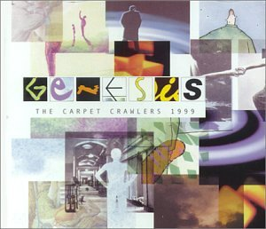 Titelbild des Gesangs Carpet Crawlers von Genesis