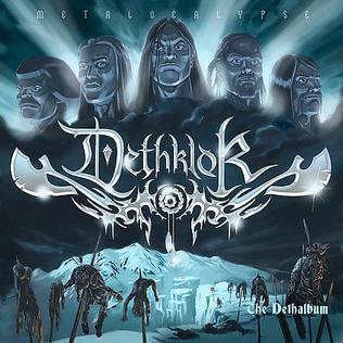 <i>The Dethalbum</i> 2007 studio album by Dethklok