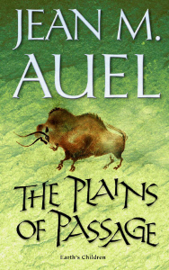 <i>The Plains of Passage</i> 1990 Book by Jean M. Auel
