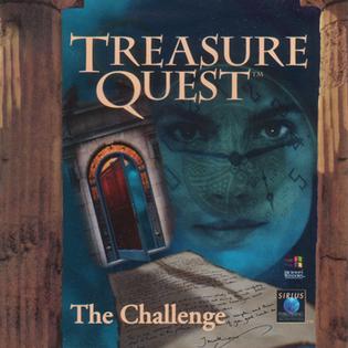 Treasure Quest Game Wikipedia