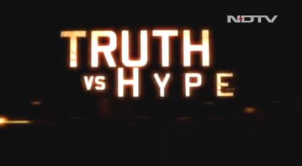 Image result for truth vs hype images