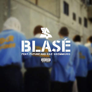 Ty Dolla Sign featuring Future and Rae Sremmurd — Blasé (studio acapella)
