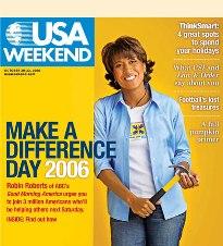 <i>USA Weekend</i>