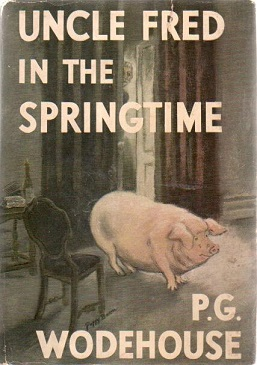 <i>Uncle Fred in the Springtime</i> 1939 novel by P.G. Wodehouse