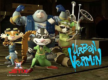 Picture of a TV show: Vermin