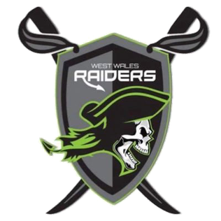 West Wales Raiders Welsh professional rugby league club, based in Llanelli, Wales