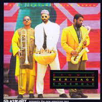 <i>21st Century Union March</i> 1997 studio album by Ethnic Heritage Ensemble